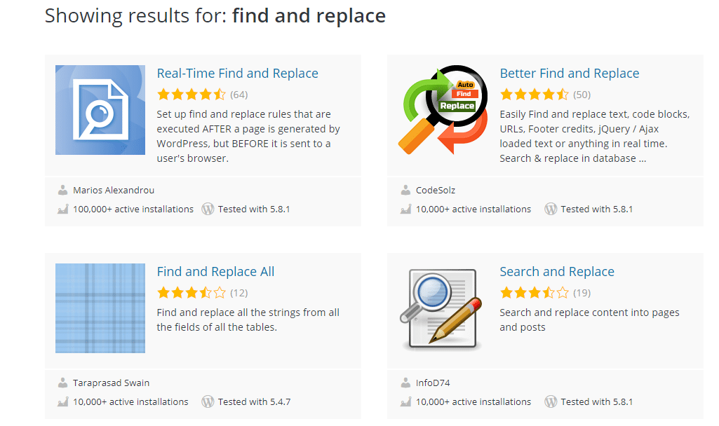find-and-replace